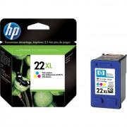 Hp ORIGINALE HP 22XL COLORE C9352CE PER HP HP F370,D1360,F2180,PSC 1402 22XL C9352CE CAPACITA' 11ML - 415 PAGINE