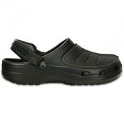 Crocs Papuci negri Yukon Mesa Clog Black/Black 203261-060 42-43