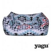 YAGU PEIX I PEIX Yagu Cuna Confort Loneta Vértice 100 X 84 X 26 Cm