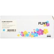 FLWR Xerox - cyaan