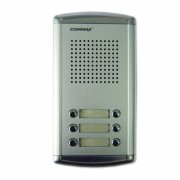 Interfon de exterior 6 familii, Commax DR-6AM
