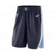 Short de NBA Memphis Grizzlies Nike Icon Edition Swingman pour Homme - Bleu