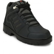 Eego Italy Heavy Duty Genuine Leather Steel Toe Safety Boots