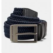 Under Armour Men's UA Braided Belt 2.0 Navy 40