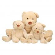 Happy Horse 3x Happy Horse knuffel beren mama en kinderen 35 en 24 cm