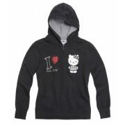 Hanorac Hello Kitty gri 2694