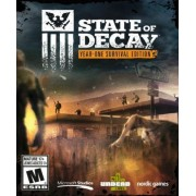 STATE OF DECAY: YEAR-ONE - SURVIVAL EDITION - STEAM - PC - WORLDWIDE