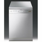 SMEG LP364XS szabadon álló mosogatógép