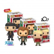 Set Mi Pobre Angelito Pop Funko Pelicula Home Alone !