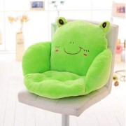 vnobwa Baby Cartoon Seats Sofa Animal Chair Children High Chairs Puff Seat Bedding Infant Nest BeanBag Inflatable for Kid