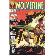 Wolverine comic books issue 36