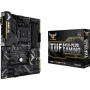 Matična ploča Asus TUF B450-Plus Gaming Baza AMD AM4 Faktor oblika ATX Set čipova matične ploče AMD® B450