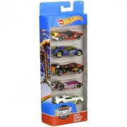 Hot Wheels Cars Gift Pack (5 Car).