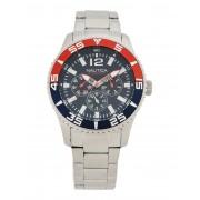 メンズ NAUTICA NAI16500G 腕時計 シルバー