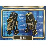 May The 4th Be With You R5-M4 Droid Figure Disney Parks Exclusive Star Wars Day