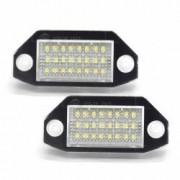 Lampi LED numar compatibile FORD Mondeo MK III 2000-2007