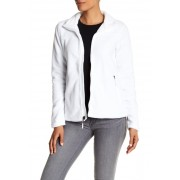 The North Face Long Sleeve Zip Jacket TNF WHITE