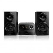 Music System, Philips, Микро музикална система, 70W, Bluetooth, CD, MP3-CD, CD-R/RW, FM (BTM2360)