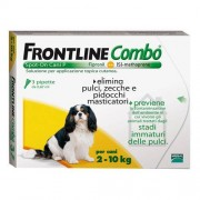 Boehringer Ing.Anim.H.It.Spa Frontline Combo Speciale Cani 0,67 3 Pipette