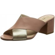 Clarks Women's Barley Blossom Dusty Pink Leather Loafers and Moccasins - 6 UK/India (39.5 EU)