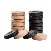 Puluri joc table din lemn -d.37mm