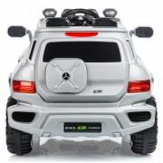 Masinuta electrica cu telecomanda Mercedes Benz G-Force Grey