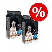 Икономични опаковки Pro Plan храна за кучета - Medium & Large Adult 7+ Sensitive Skin OPTIDERMA (2 x 14 кг)