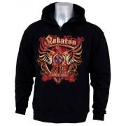 felpa con capuccio uomo Sabaton - Coat Of Arms - NUCLEAR BLAST - 1689_HSW