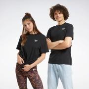 Reebok Classics Small Vector T-shirt - Black - Size: Extra Small