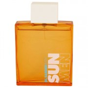 Jil Sander Sun Bath Eau De Toilette Spray (Tester) 4.2 oz / 124.21 mL Men's Fragrances 538076