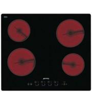 Плот за вграждане SMEG SE2640TD2, 4х зони, 9 нива на мощност, сензорно управление