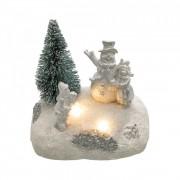 HOME DRM 1 LEDes karácsonyi asztali dísz ( DRM 1 )