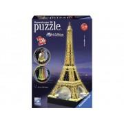 Ravensburger 3D-puzzel Eiffeltoren bij nacht