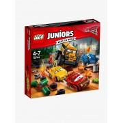 10744 Corrida Crazy 8 em Thunder Hollow, Lego junior rosa medio bicolor/multicolor