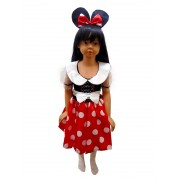 Costum carnaval fete Minnie model nou