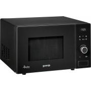 Cuptor cu microunde Gorenje MO21DGB, 800 W, 21 l, Grill, Timer, Display, Negru