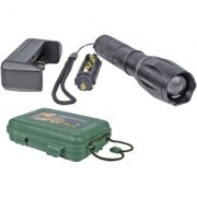 SPERO Original 10W Led Rechargeable Long Range Waterproof Ultra Bright Flashlight Torch