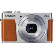 Canon Aparat G9X Mark II Srebrny
