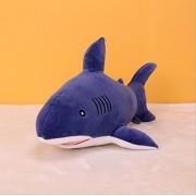 Lover Ocean Stuffed Animals Blue Shark Dolls Super Soft Like Pillows Baby Toys 23''