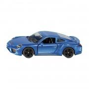 Siku Porsche 911 Turbo S blauw (1506)