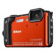 Nikon Coolpix W300 Orange Holiday Kit