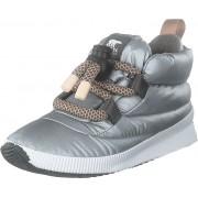 Sorel Out N About Puffy Lace Pure Silver, Skor, Sneakers & Sportskor, Höga sneakers, Blå, Grå, Dam, 40