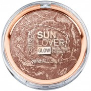 SUN LOVER GLOW bronzing pudră #010-sun-kissed bronze 8 gr