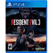 Capcom resident evil 3 ps4