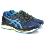 Asics GEL-NIMBUS 18 Running Shoes For Men(Blue)
