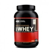 100% WHEY GOLD STANDARD 908 g Chocolate Blanco-Frambuesa