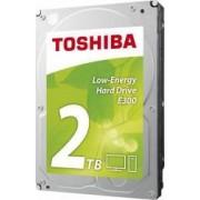 HDD Toshiba E300 2TB SATA3 5700RPM 64MB Bulk