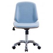 Kancelarijska stolica Nordic MC095-N, Hrast- plava
