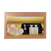 Bvlgari Aqva Divina confezione regalo Eau de Toilette 65 ml + lozione per il corpo 40 ml + doccia gel 40 ml + sapone 50 g + borsa per i cosmetici donna
