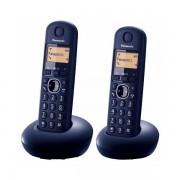 PANASONIC telefon bežični KX-TGB212FXB crni TwinPack KX-TGB212FXB